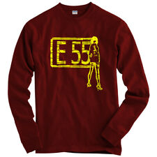 Youth E55 Long Sleeve T-shirt LS Race Racing Driving Highway Pinup EU Men