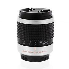 300mm F6.3 Super Telephoto Mirror Lens for Panasonic Lumix DMC-GX7 DMC-GF6