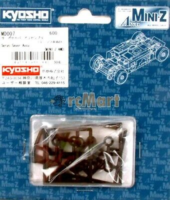 Kyosho Servo Saver Assy For Mini-Z AWD 1:27 RC Car On Road #MD007