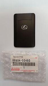 Lexus Oem Factory Credit Card Wallet Smart Key 2009 2013 Is250 Is350