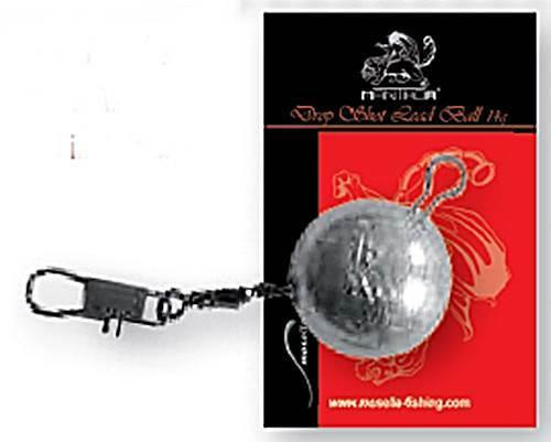 Mosella Mantikor Vertical Lead Ball Vorschalt-Bleikopf verschiedene Gewichte