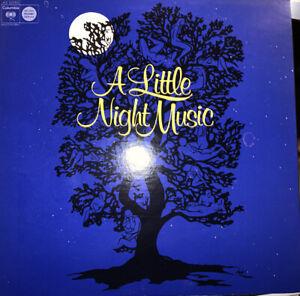 A Little Night Music Harold Prince Original PLUS live Show Programs 1973 VinylLP