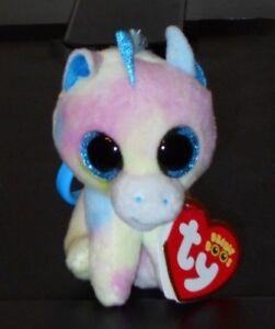 43c97bca1db Ty Beanie Boos Key Clip ~ BLITZ the Unicorn (3 Inch) NEW ~ IN HAND ...