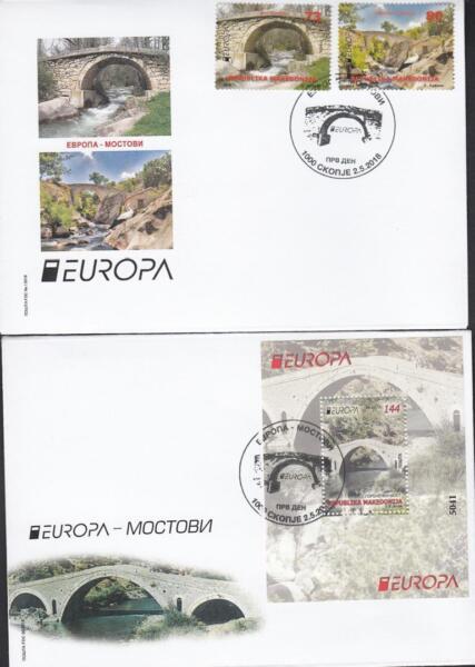 Cept Latvia Lettland 2016 Mi 980-981 Mnh ** Think Green Tete Peche Briefmarken