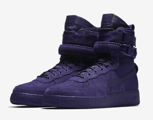 official photos 74c1d e8048 Image is loading Mens-Nike-SF-AF1-Shoes-Air-Force-1-
