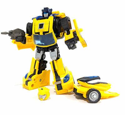 MGS-X Head Sculpt parts for Transformers Classics Cliffjumper Bumblebee Goldbug