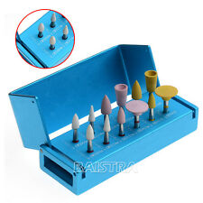 Dental Polishers Porcelain Set RA2112 For Clinic Low Speed Contra Angle Hot Sale