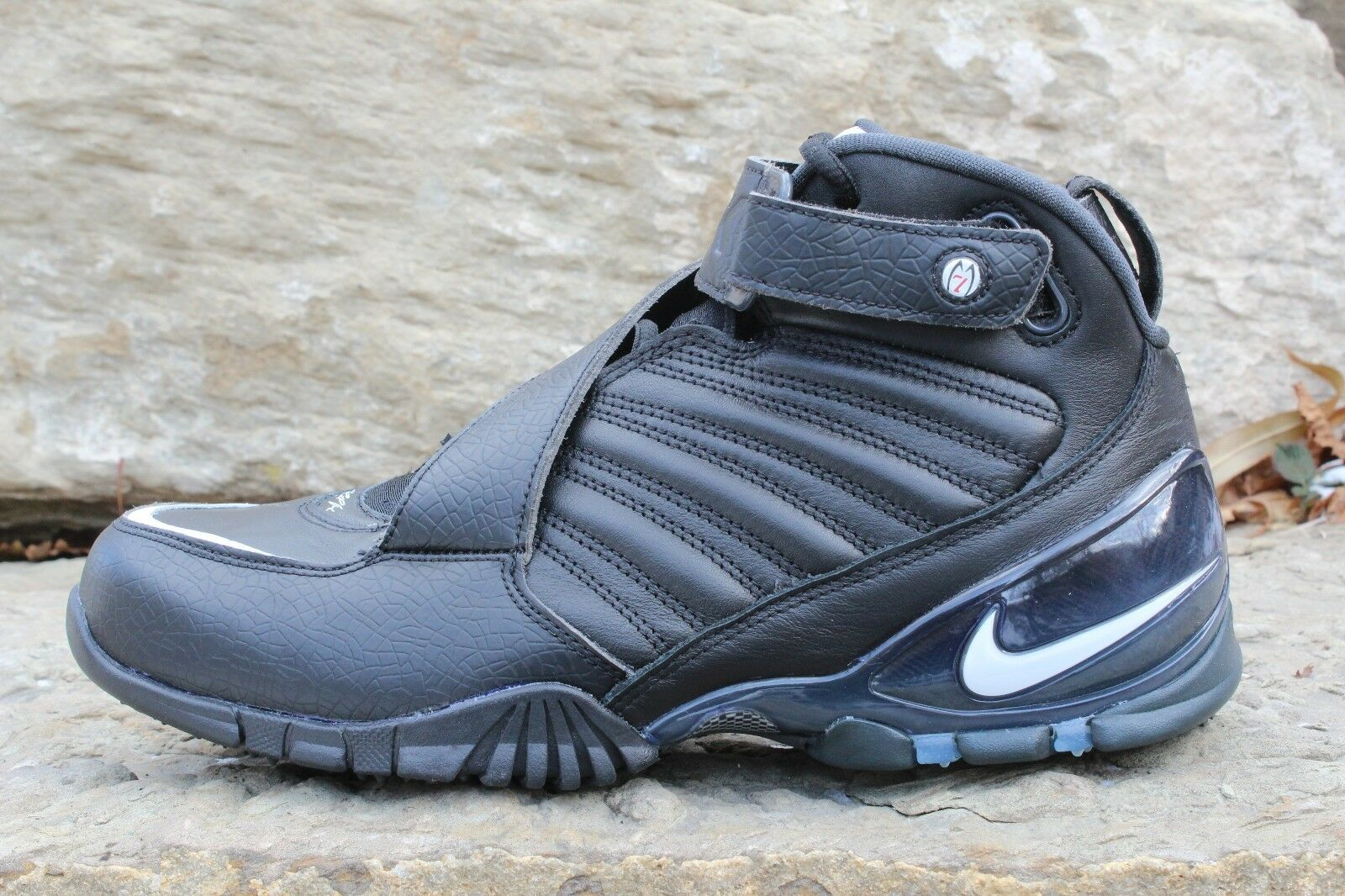 12 New Nike Zoom Vick III Football Trainers Shoes Black Sz 8-12 832698 002