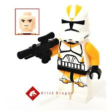 Lego 212th Clone Trooper 75013 Star Wars Minifigure RARE