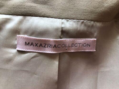 Taglia bott cotone marrone Maxazria Xs Giacca in 2 aHCwqn