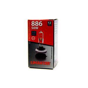 2-x-886-AUTO-LAMPADINA-pgj13-Lampada-Alogena-Lampadina-50w-12v