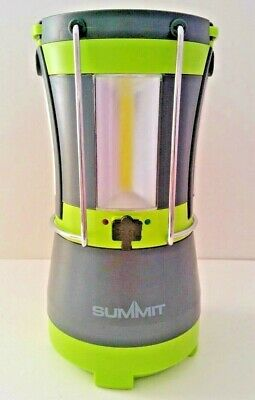 Summit Storm Force 8W Cob LED Tactical Lantern Rechargeable Camping  300 Lumes