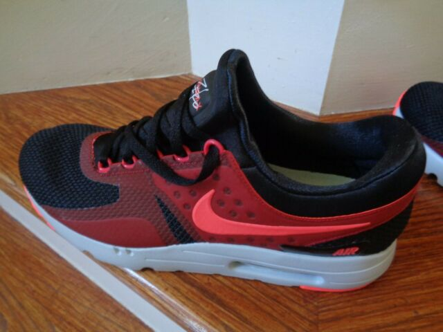 Nike Air Max Zero Essential Men's Running Shoes, 876070 007 Size 11.5 NEW