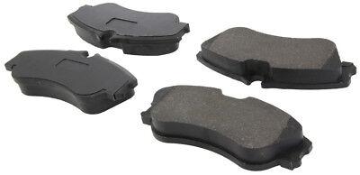 Disc Brake Pad Set-C-TEK Metallic Brake Pads-Preferred Front Centric 102.00190