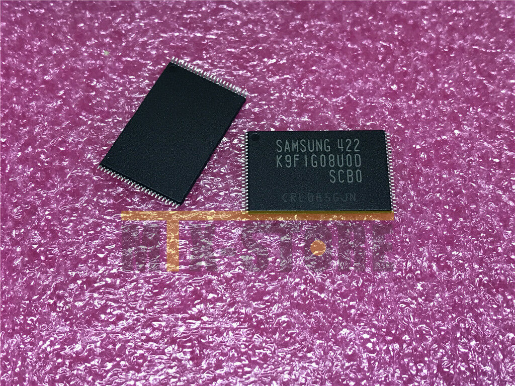 1pcs K9F1G08U0E-SCB0 K9F1G08U0E SCB0 Samsung Flash Memory IC