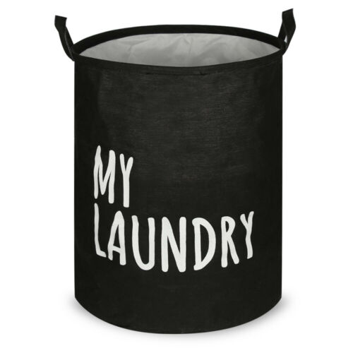 Home Sundries Large Laundry Basket Dirty Clothes Bag Storage Hamper Bucket