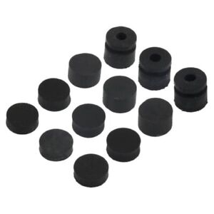Dunlop Grommets Offset, 3x4 Different Sizes P-ECB-124