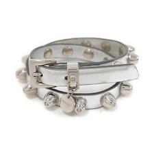 Authentic MIU MIU Bracelet 5AJ081  #260-001-946-6651