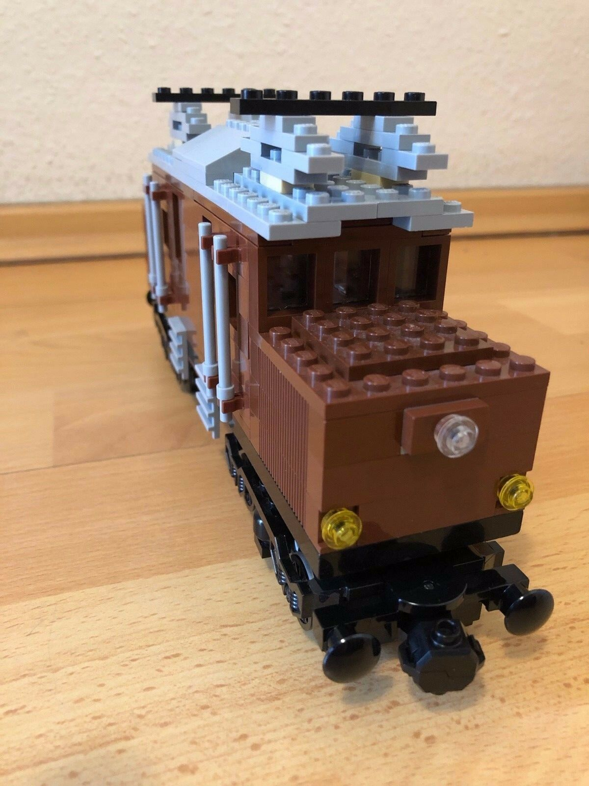 7777 LEGO idea libro train ferrovia B versione  coccodrillo for energiaosso up 12v  vendita online