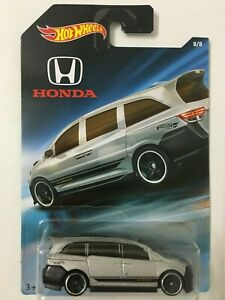 Hot-Wheels-JDM-70th-Anniversary-Wal-Mart-Exclusive-2018-8-8-Honda-Odyssey-MOSC
