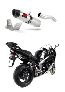 Exhaust silencer muffler DOMINATOR HP2 TRIUMPH SPRINT ST 1050 05-12 DB KILLER