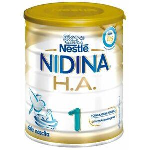 NESTLE Nidina Excel Ha1 800gr