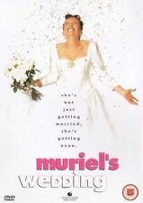 Muriel's Wedding 1995  Toni Collette, Rachel Griffiths Brand New Sealed DVD
