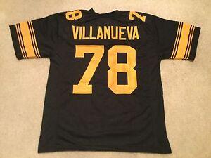alejandro villanueva stitched jersey
