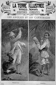 RARE-034-La-Terre-Illustree-034-no-08-1890-mag-voyages-STANLEY-GRENADE-JAMESON