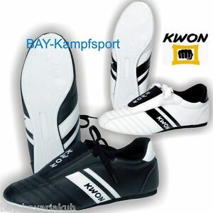 Details zu KWON DYNAMIC Schuhe Sneaker Sportschuhe Karate Judo Taekwondo Kickboxen schwarz