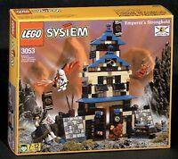 Lego Castle Ninja 3053 Emperor's Stronghold Sealed