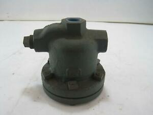 New Barnes and Jones Type PW 0-250 Industrial Steam Trap 3 ...