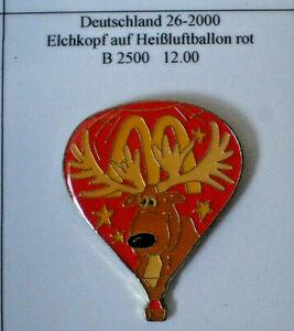 mcdonalds pins, - BALLON ROT 2000
