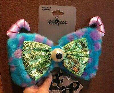 HKDL Hong Kong Disney 2020 15 Anniversary Minnie Spangles Bow Adult Headband