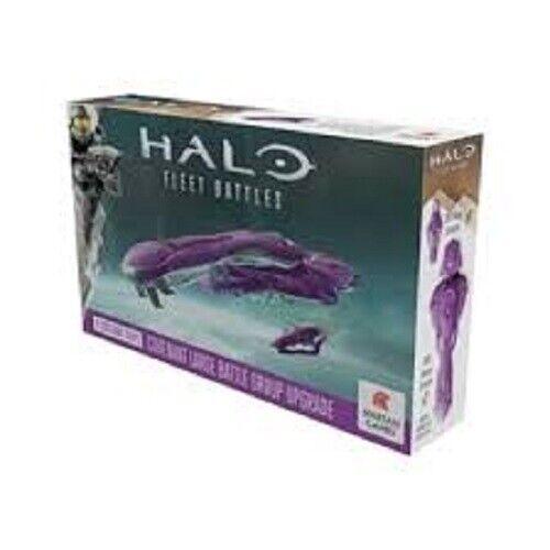 Halo covenant grand  fleet battles battle group set nouveau & sealed  en soldes