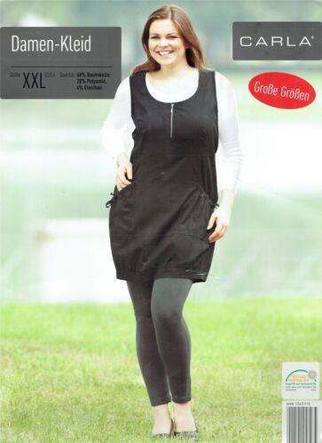Damen Kleid Überziehkleid schwarz oder weinrot Freizeit normale bis große Größen