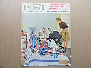 Saturday-Evening-Post-Magazine-February-27-1960-Complete