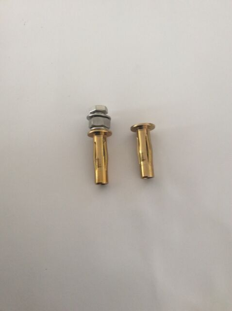 Kohler Seat Anchor Nut Kit For One Piece Toilet All Mounting Hardware Included