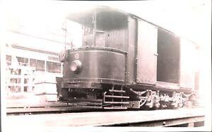 Original real photograph Tram Birmingham 6 sand carrier tramcar circa 1940 vinta