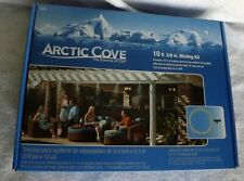 Arctic Cove Low Pressure 3//8 in x 10 ft Misting System Kit New