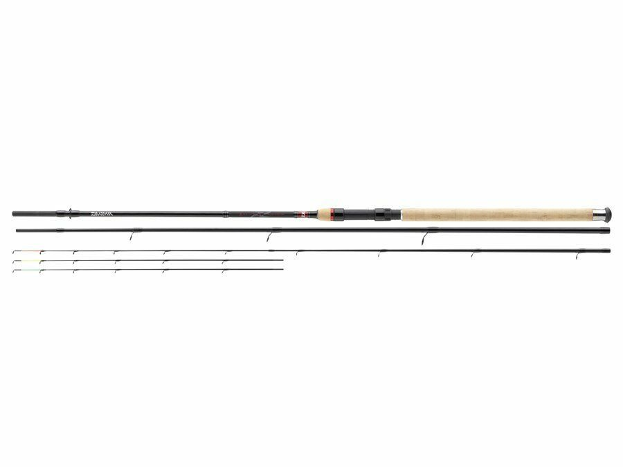 Daiwa Ninja X Method Feeder 3.30m-3.60m 3+3 sections Feeder rod Carp NEW 2019