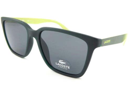 Matte Lacoste Green Yellow L795s Fade Unisex Lens Sunglasses 315 Dark EqRrZwqtx