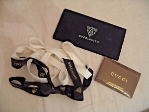 GUCCI GIFT  ribbons authenticity gift card amp thin box - London, United Kingdom - GUCCI GIFT  ribbons authenticity gift card amp thin box - London, United Kingdom