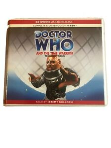 Doctor-Who-and-the-Time-Warrior-Terrance-Dicks-Unabridged-Audiobook-4CDs