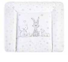 Rotho Babydesign changing mats 75x85 cm pink//white