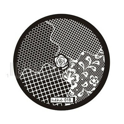 Nail Art Stamp Stamping Image Template Plate HEHE Series 1 (01~24) *** NEW ***