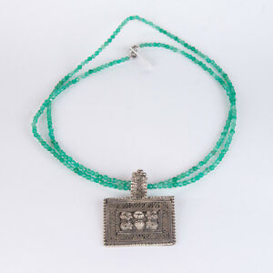 Folkloreschmuck Trachtenschmuck Einfach Anhänger Kette Trachtenkette Trachtenschmuck Jagdschmuck Tracht Vintage Seien Sie In Geldangelegenheiten Schlau