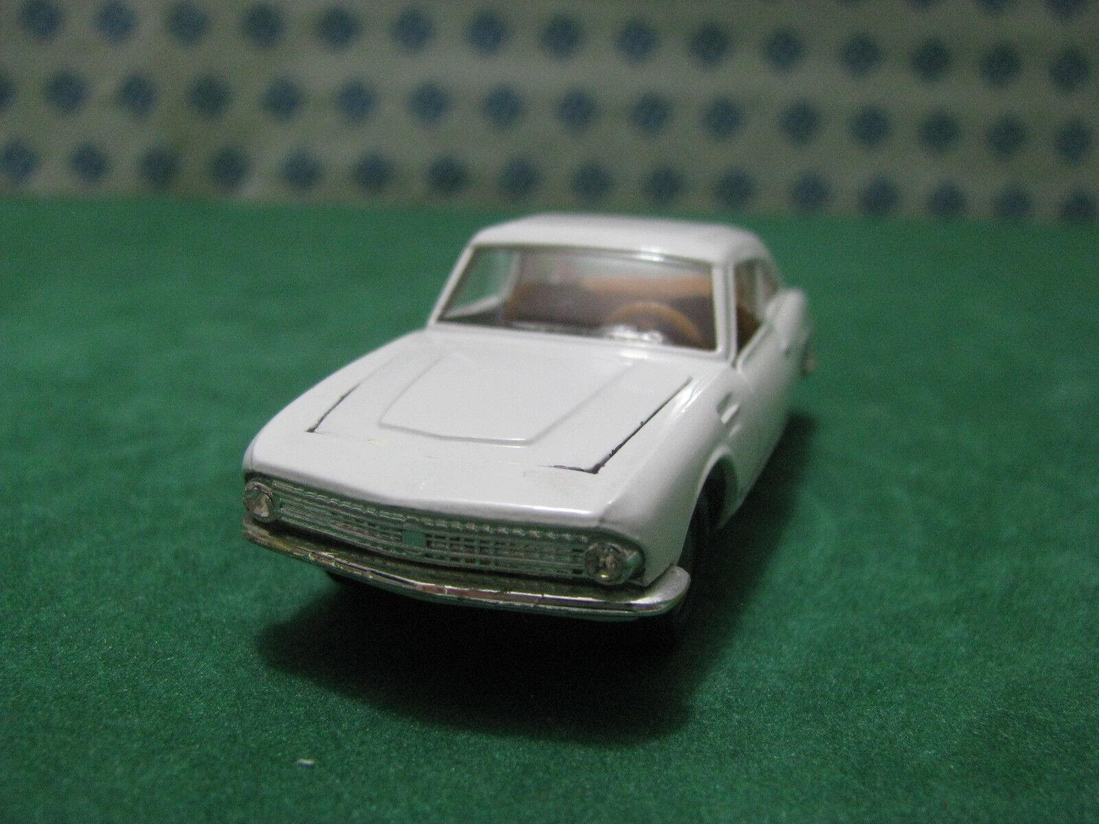 Vintage  -  FIAT OSI 1200 S coupè 1964    - 1 43  Politoys-M533