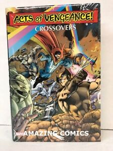 MARVEL-ACTS-OF-VENGEANCE-CROSSOVERS-OMNIBUS-Hardcover-HC-New-MSRP-100