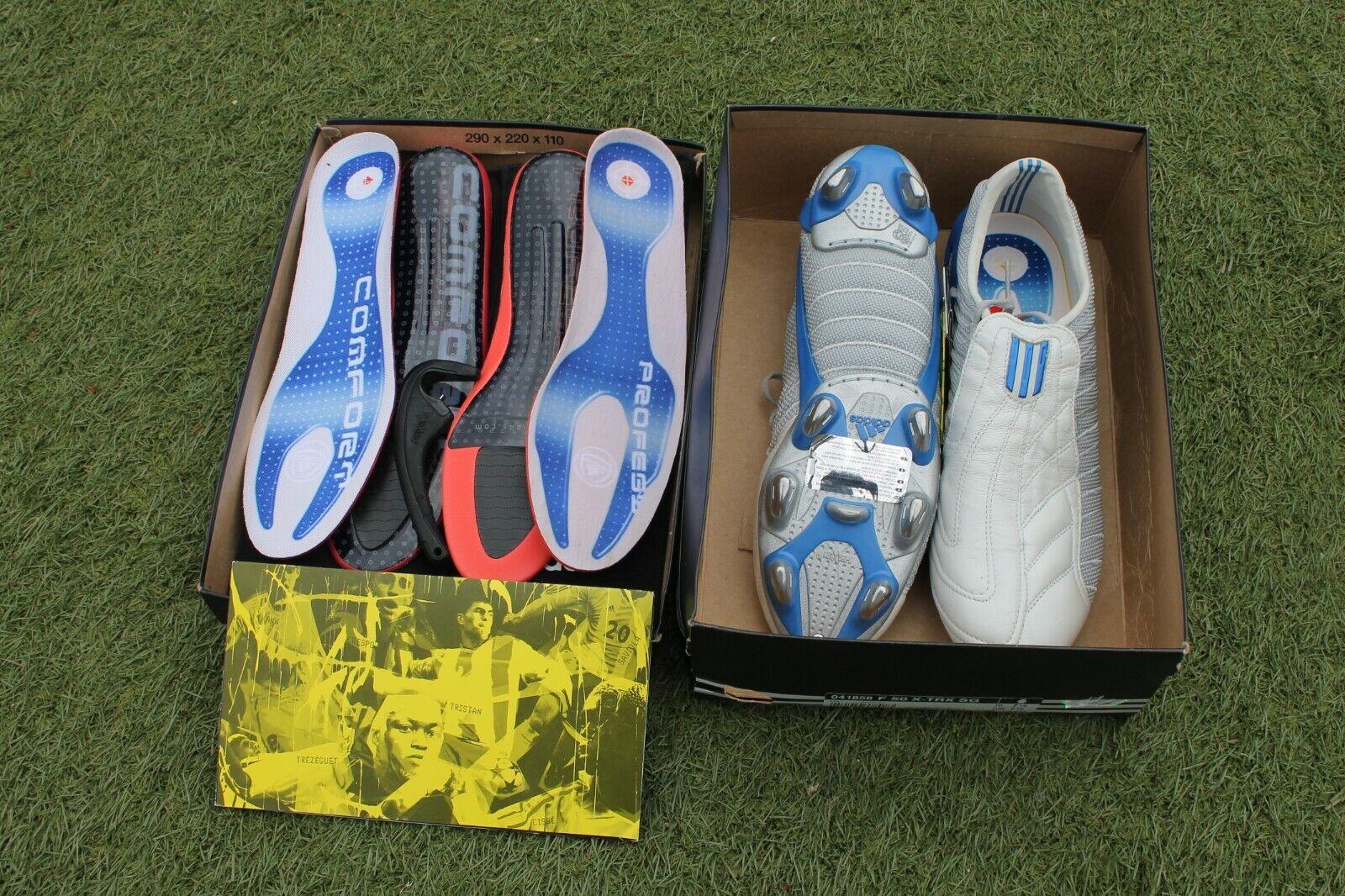 sports shoes 85177 b307a NUOVO con scatola adidas F50 Originals SG Scarpe Scarpe Scarpe da calcio Tg  RARA NON Predator 0ac59e